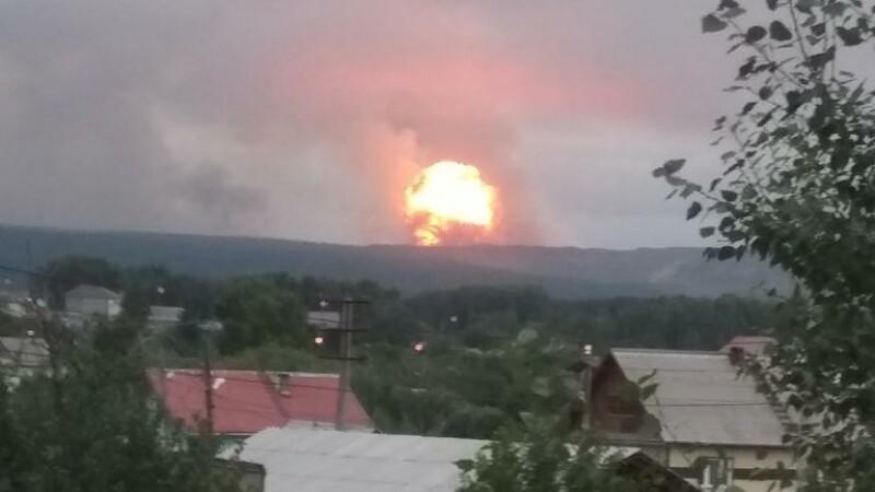 explozie in rusia