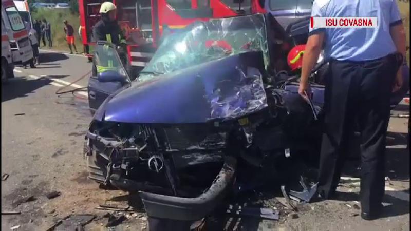 Șase persoane au ajuns la spital, din cauza unui singur gest. Ce a făcut un șofer