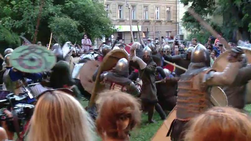 Festivalul medieval de la timisoara
