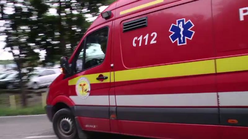 Bărbat din Bacău, mort într-un accident de muncă. Soția sa, însărcinată, e în stare de șoc