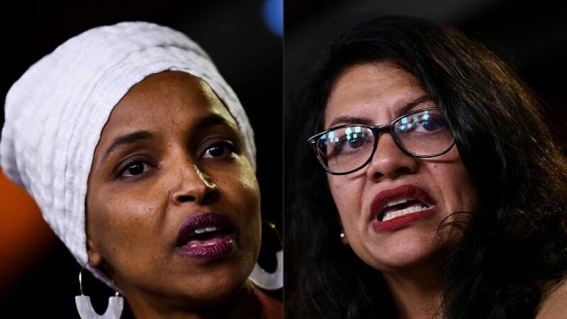 Israel interzice accesul a două congresmene americane, făcându-i pe plac lui Trump