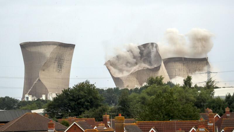 Demolare centrală Marea Britanie - 3