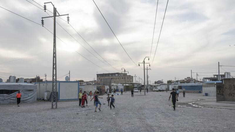 Copiii luptatorilor ISIS