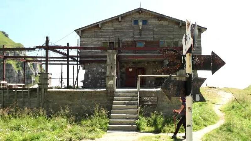 cabana Bucegi
