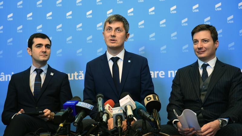 Claudiu Nasui, Dan Barna, Andrei Caramitru