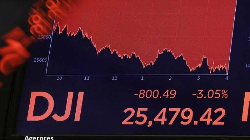 Bursa, Wall Street - Agerpres