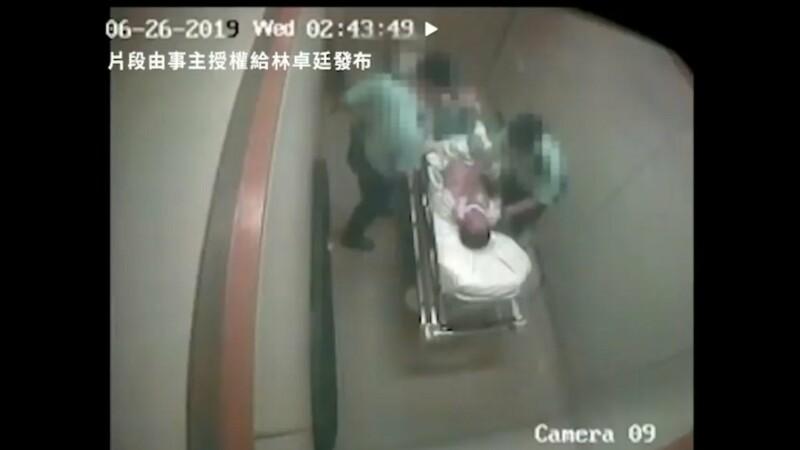 politisti Hong Kong