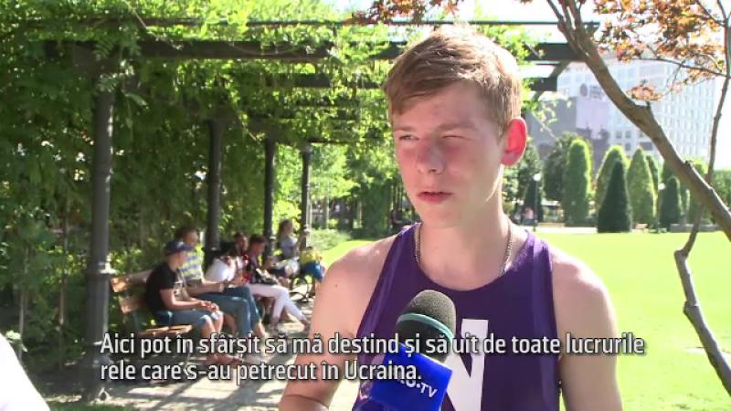 copii Ucraina