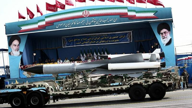 Iranul dezvăluie noul sistem antirachetă cu rază lungă de acţiune