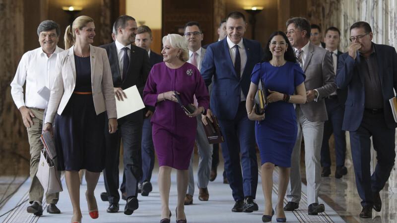 PSD, partid, lideri