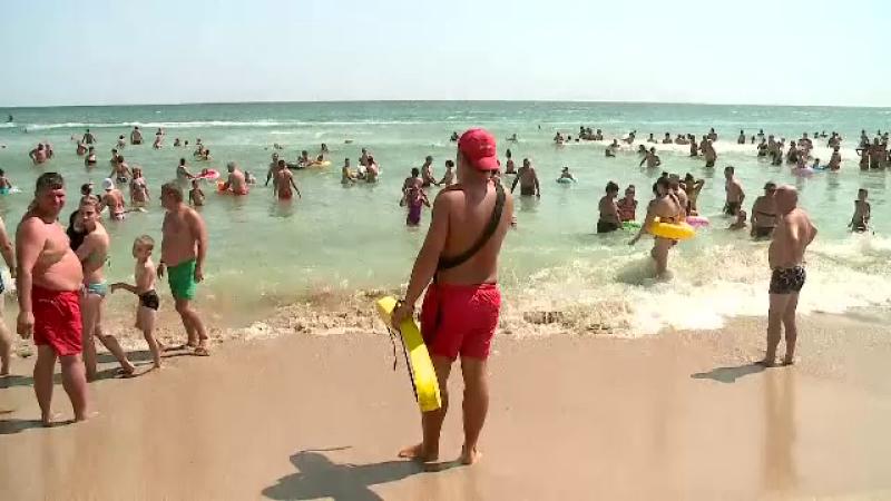 """Cum ajung turiștii să își găsească sfârșitul în mare. """"Era să o pățesc, curenții m-au tras în larg"""""""