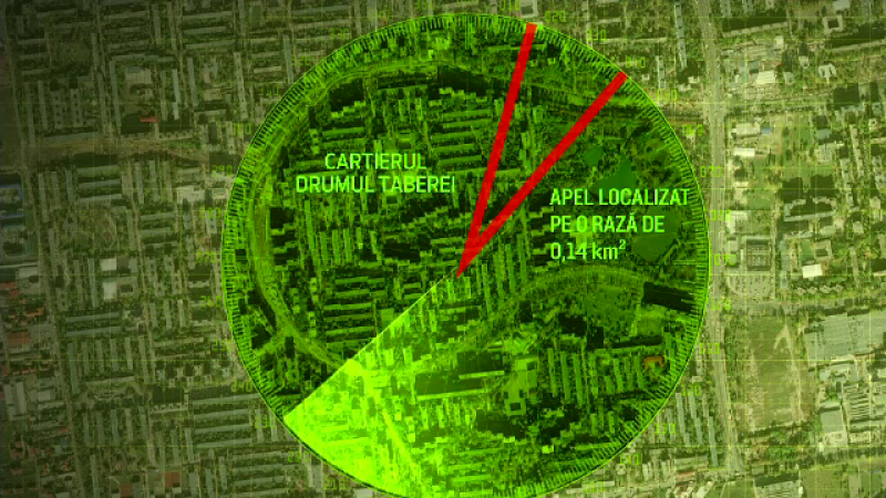 Filmul apelurilor false la 112, care au pus pe jar polițiștii Capitalei