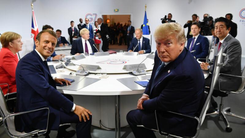 summit G7 la biarritz
