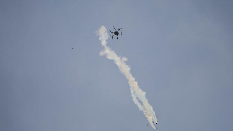 Dronă israeliană