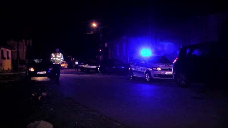 operatiune de noapte a politiei