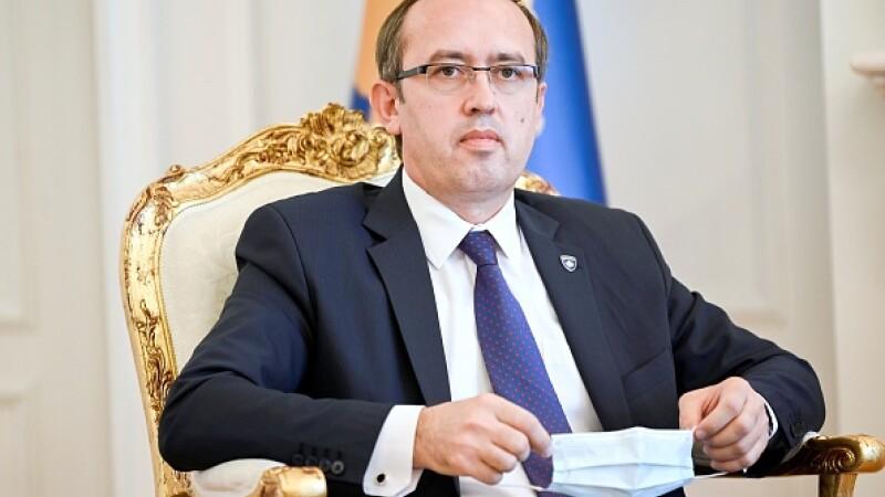 Avdullah Hoti, prim-ministru Kosovo