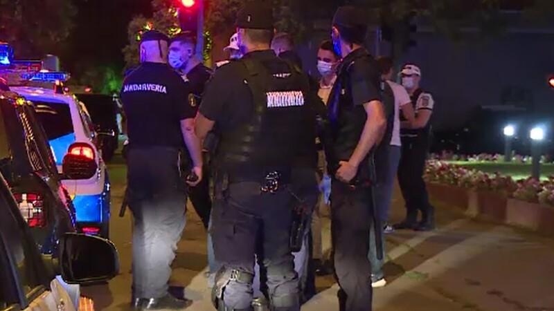 Descinderi de amploare în București, la o zi după moartea interlopului Emi Pian