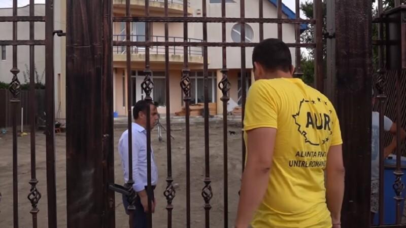 Replica ministrului Ion Ștefan, întrebat despre casa din Focșani: