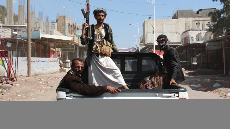 Al-Qaida a răstignit un dentist acuzat de spionaj