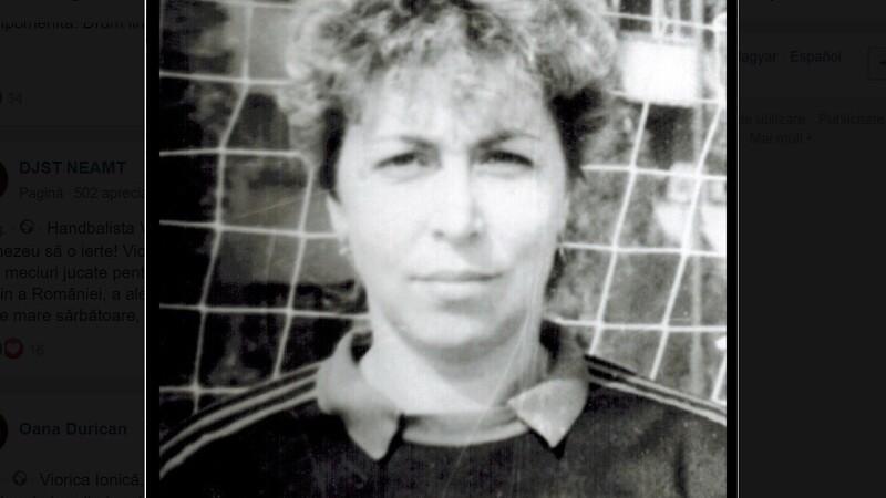 A murit Viorica Ionică, portarul cu cele mai multe selecții la echipa națională de handbal