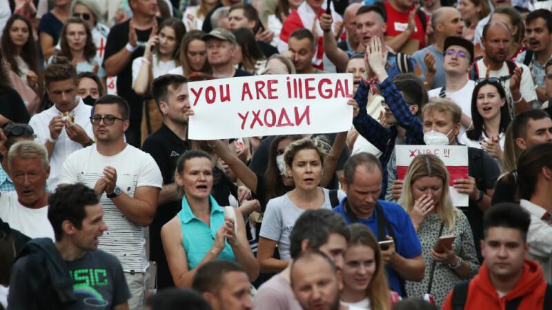 belarus proteste