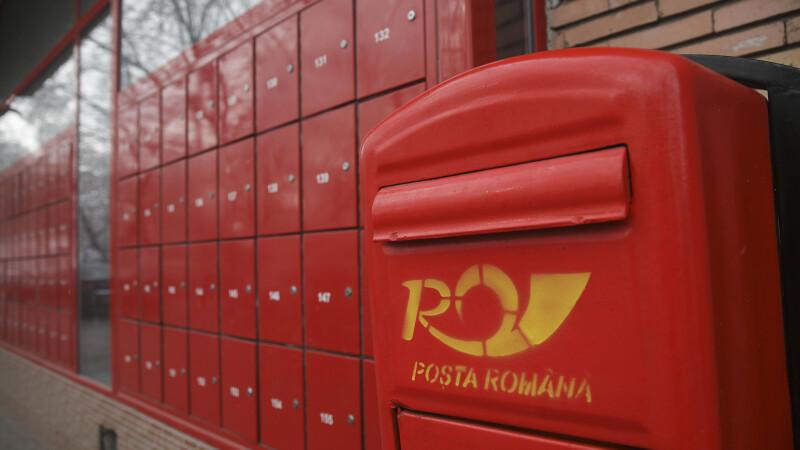 Poșta Română, amendată pentru că nu livrează la timp corespondența. Aproape jumătate din aceasta ajunge cu întârzieri
