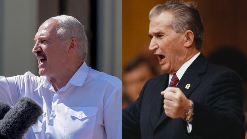 Lukașenko și Ceaușescu