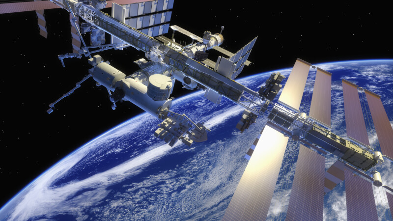 statia spatiala internationala