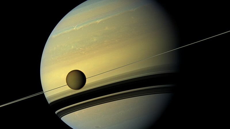 NASA vrea să trimită un submarin pentru a explora mările de pe Titan