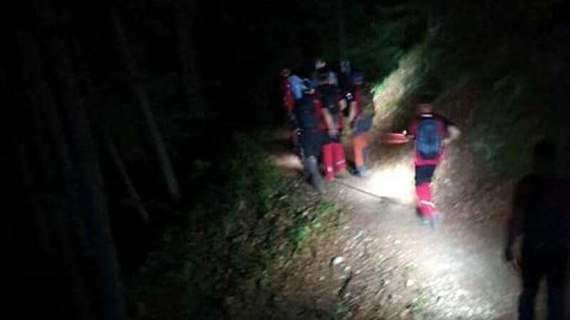 turisti rataciti Bucegi