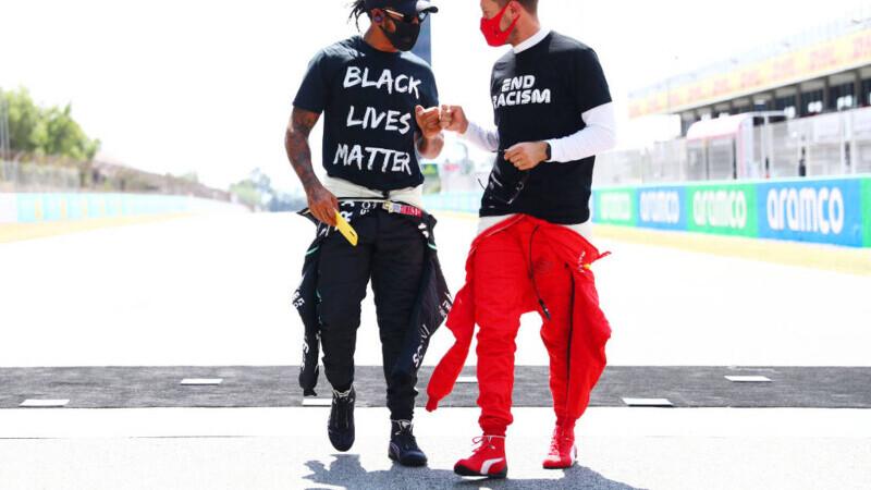 """Lewis Hamilton și Sebastian Vettel critică legea anti-LGBT din Ungaria. """"Este inacceptabil, laș și înșelător"""""""