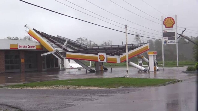 """Uraganul Ida a lovit Louisiana la exact 16 ani după ce a fost devastat de Katrina: """"Una dintre cele mai violente furtuni"""""""