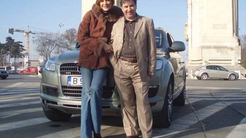 Roxana Ciuhulescu, Valeriu Argaseala