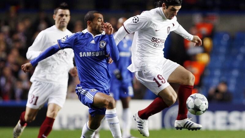 Nu ne-am facut de ras nici pe Stamford Bridge! Chelsea - CFR Cluj 2-1