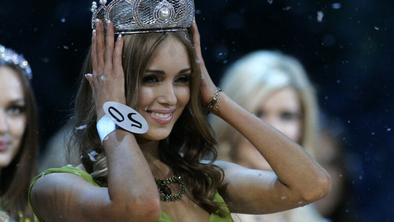 Miss World 2008 a fost si Miss Rusia in 2007