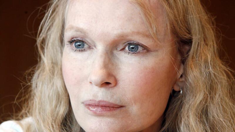 Mia Farrow incearca din nou sa atraga atentia asupra crizei din Congo