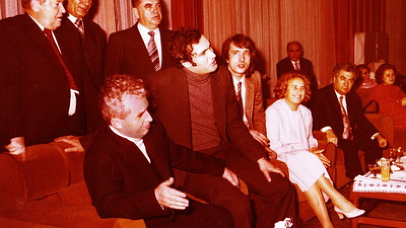 Familia Ceausescu