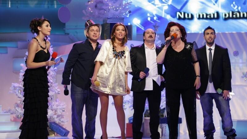 Gina Pistol, Alex Velea si Pavel Bartos canta