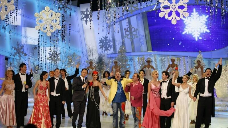 "Romanii intampina noul an cu ""Happy New Year"", la Pro Tv"