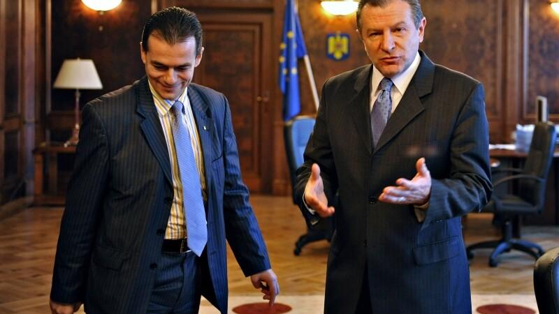 Radu Berceanu si Ludovic Orban