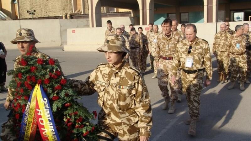 Militari romani in Irak