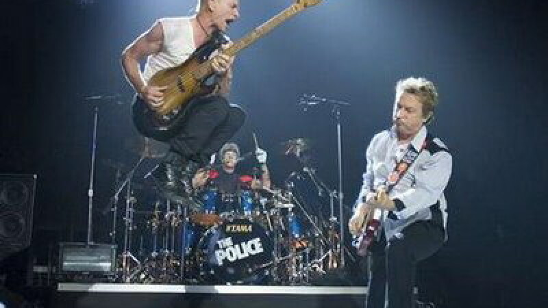 Concert The Police