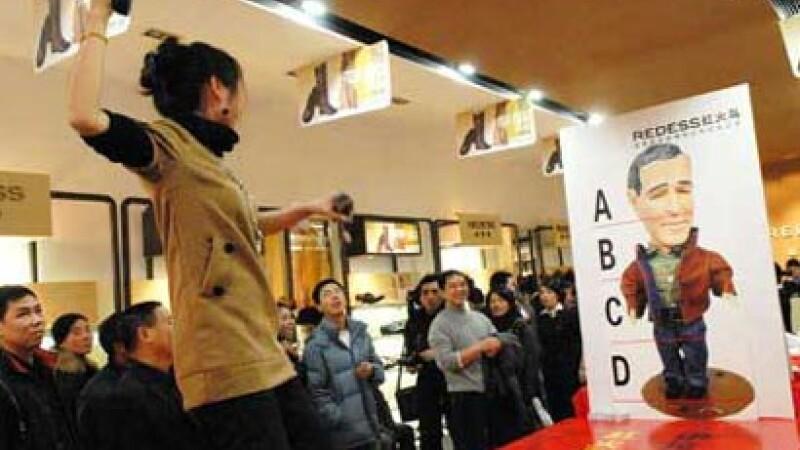 magazinul din China