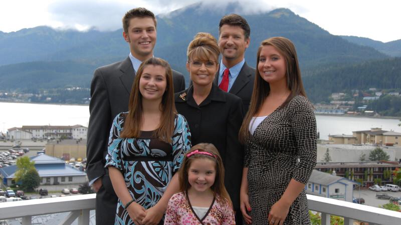 Sarah Palin si familia ei