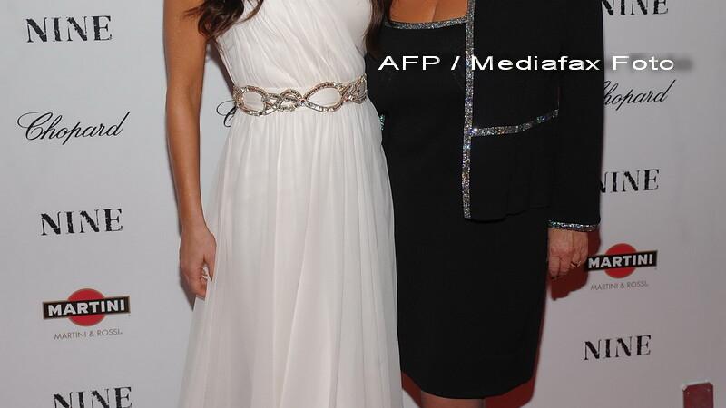 """Penelope Cruz si Fergie au stralucit pe covorul rosu la premiera """"Nine""""!"""