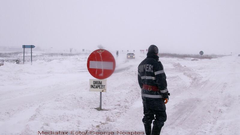 Drum blocat