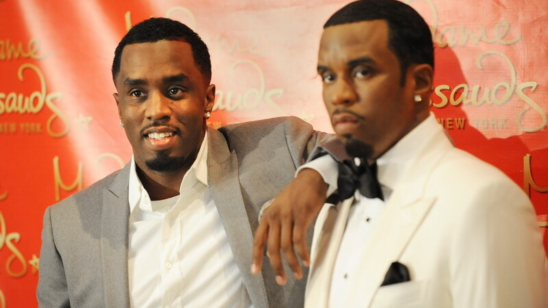 P.Diddy, Madame Tussauds