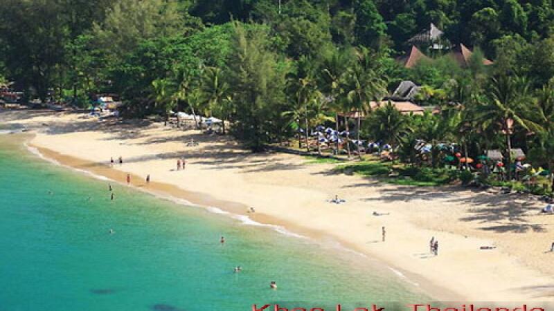 Plaja Khao Lak, Thailanda