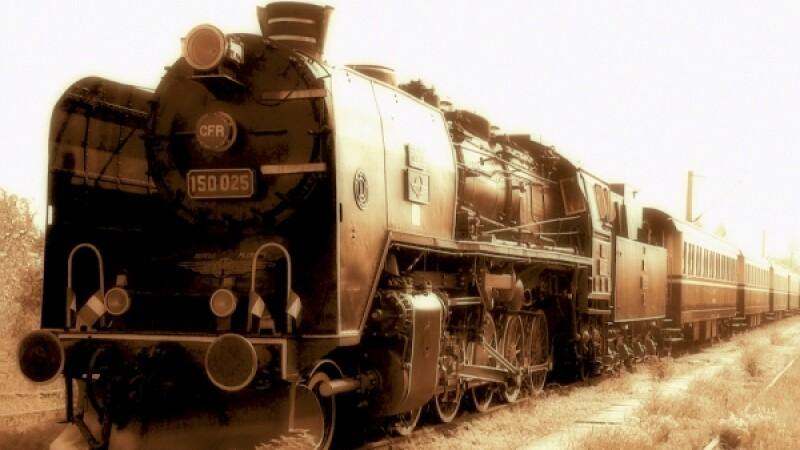 tren de epoca