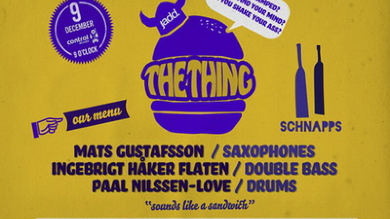 Concert The Thing